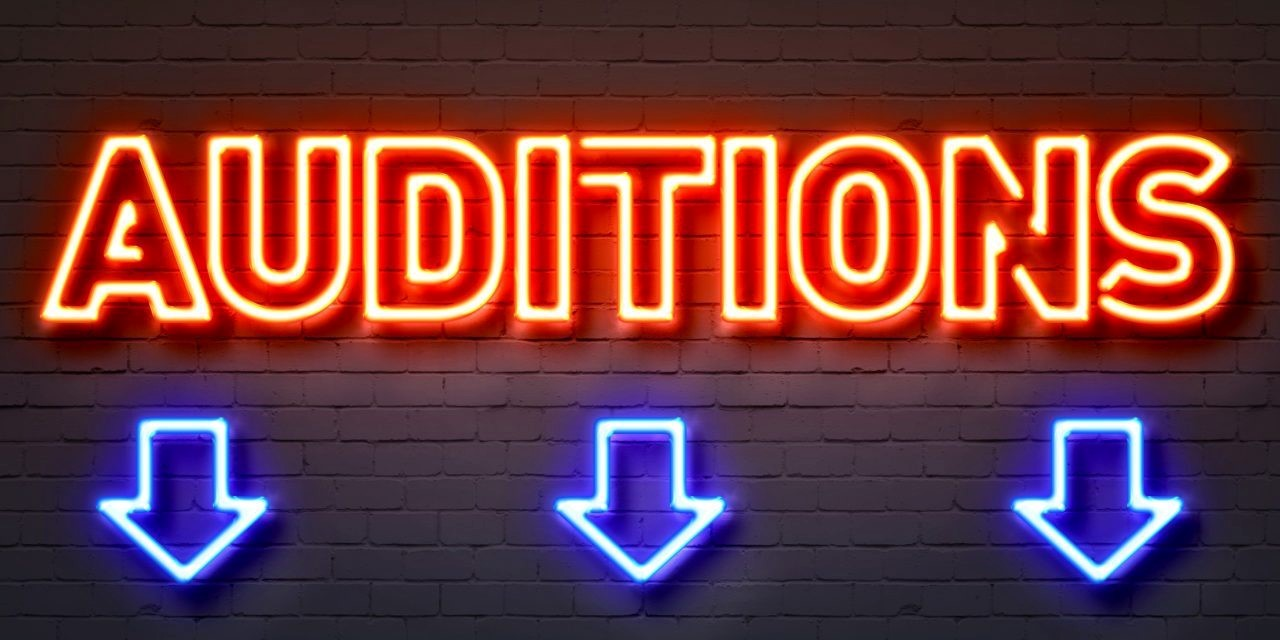 So… Let's talk about auditions