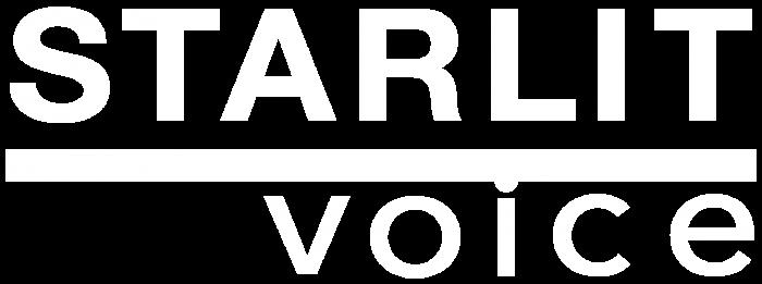 StarlitVoiceLogoWhite